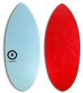 MINI DESIGN Skimboard スキムボード A3D-402  WaterBLUE /RED 125cm