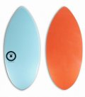 MINI DESIGN Skimboard スキムボード MINI KIDS premium-401 WaterBLUE /ORG 110cm