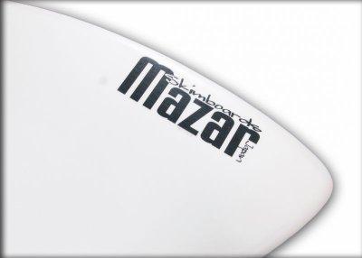 画像5: MAZARスキムボード BASIC+ White