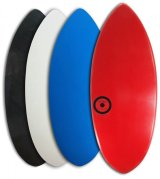 MINI DESIGN Skimboard スキムボード A3D RED カスタム 125cm