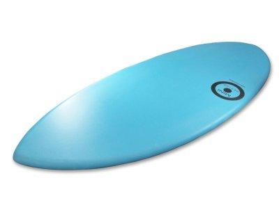 画像4: MINI DESIGN Skimboard スキムボード A3D Water BLUE カスタム 125cm