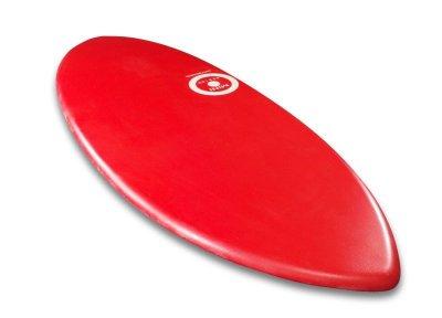 画像2: MINI DESIGN Skimboard スキムボード A3D RED カスタム 128cm