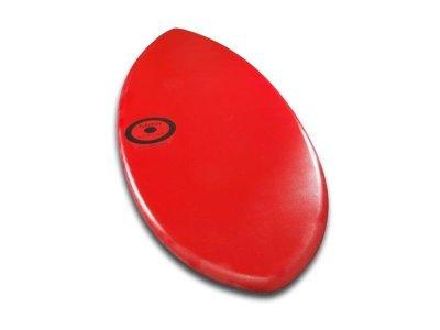 画像5: MINI DESIGN Skimboard スキムボード A3D RED カスタム 128cm
