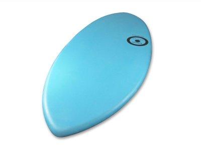 画像3: MINI DESIGN Skimboard スキムボード Water BLUE カスタム 122cm