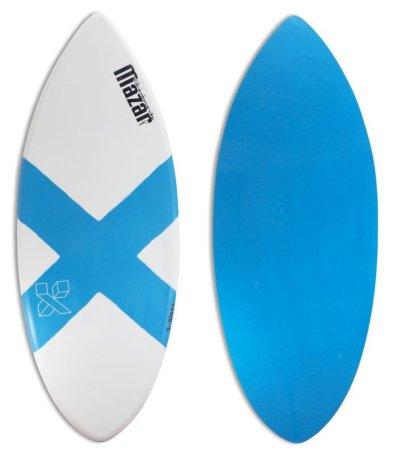 画像1: MAZARスキムボード [X] Double S-Glass カラーカスタム